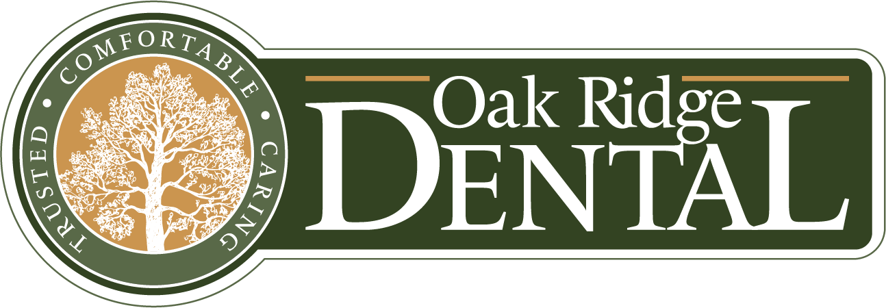 Oak Ridge Dental logo