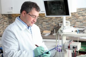 Your dentist in San Ramon discusses the importance of your six-month checkup.